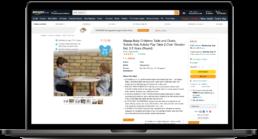 Amazon listing optimisation laptop display